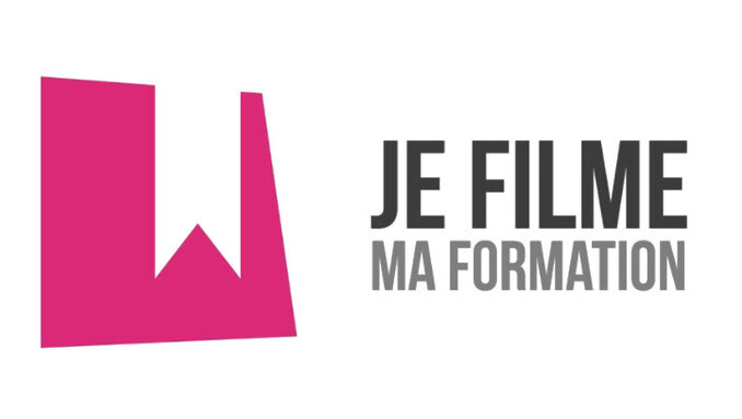 Logo Je Filme Ma Formation